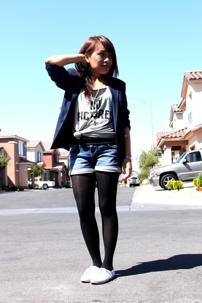 blue-forever21-blazer-gray-victorias-secret-top-zara-shorts-black-stocking_400.jpg